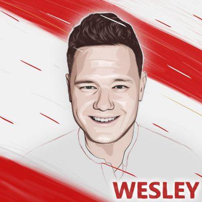 Wesley Kein Geloel